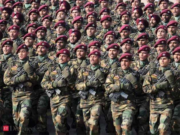सैनिकों की संख्या में कटौती करेगी आर्मी। (सांकेतिक तस्वीर)