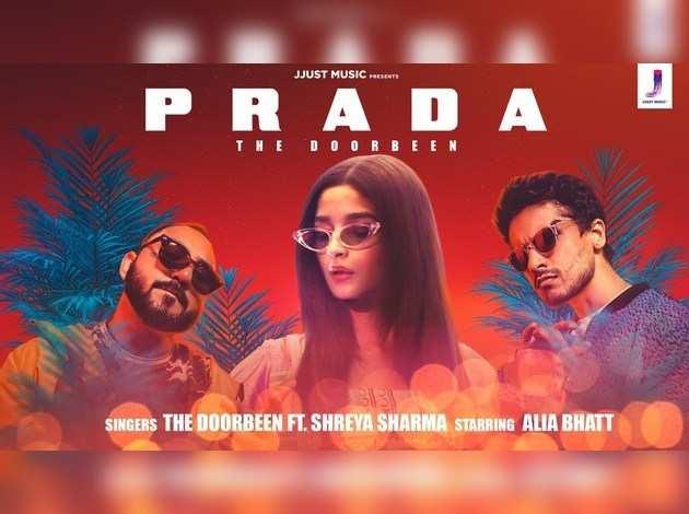 आलिया भट्ट का नया गाना 'प्राडा'