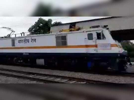 Indian Railway 180_kmph