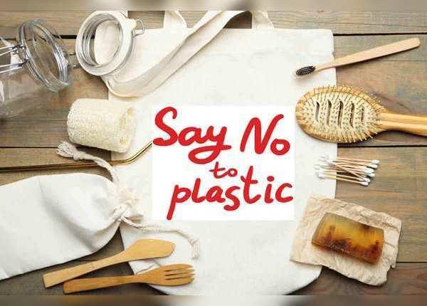 प्लास्टिक को कहें ना