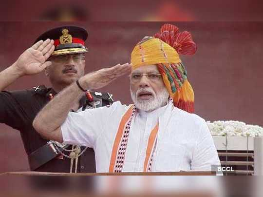 Revoking Article 370 is a step towards realising Sardar Patels dream: PM Modi said in Independence Day speech