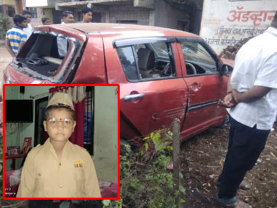 Beed-Accident