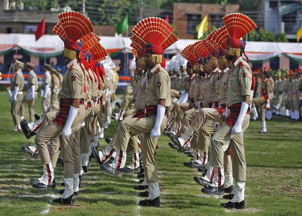जम्मू-कश्मीर पुलिस के जांबाज
