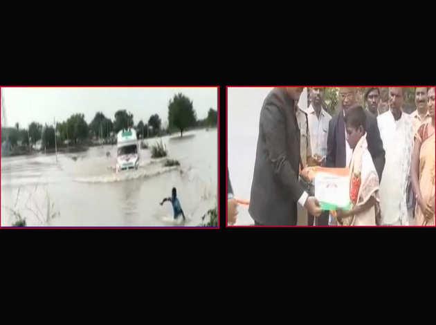 बाढ़ में फंसी एंबुलेंस को रास्ता दिखाने वाले 12 साल के बच्चे को मिला वीरता पुरस्कार