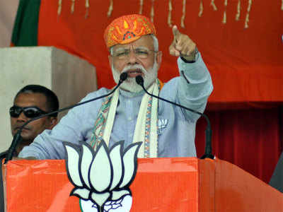 PM ने संस्कृत में किया ट्वीट