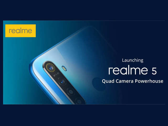 Realme 5 और 5 Pro के स्पेसिफिकेशन्स लॉन्च से पहले आए सामने, जानें क्या है खास