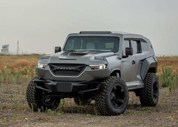 दुनिया की सबसे पावरफुल SUV, कीमत 2.5 करोड़