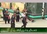 अटारी-वाघा बॉर्डर पर आक्रामक मुद्रा दिखाना पड़ा भारी, पाकिस्तानी सैनिक के सिर से उछली पगड़ी