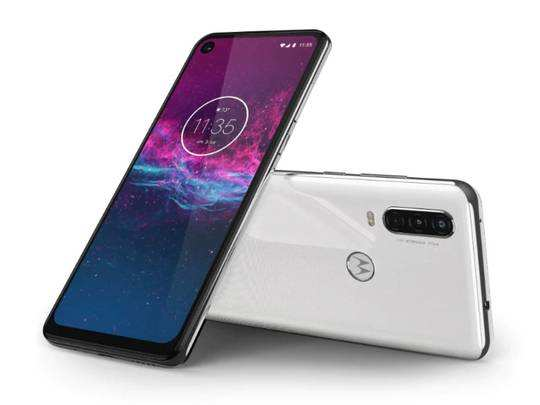 Motorola One Action Launched Price and Specs