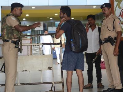 सतर्क है बेंगलुरु पुलिस
