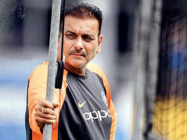 टीम इंडिया के कोच रवि शास्त्री