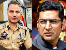 जम्मू-कश्मीर: सोशल मीडिया पर पाकिस्तानी प्रॉपेगैंडा की हवा निकाल रहे दो कश्मीरी अफसर