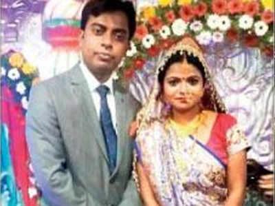 2017 में हुई थी ज्योति की शादी
