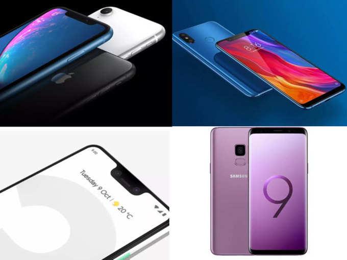 खरीदिए पुराने वैल्यू-फॉर-मनी स्मार्टफोन्स