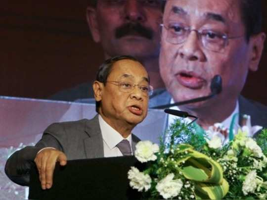 Chief Justice of India Justice Ranjan Gogoi