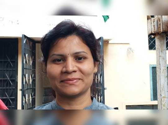 रश्मी बागल यांचाराष्ट्रवादीला रामराम