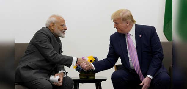पीएम मोदी ने अमेरिकी राष्ट्रपति ट्रंप से कहा, पाक हिंसा और बयानबाज़ी से कर रहा माहौल खराब