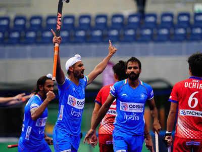 तस्वीर: हॉकी इंडिया के टि्वटर हैंडल से