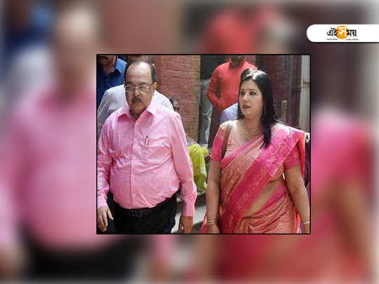 Baisakhi Banerjee showed anger as she was not invited by BJP in Sovon Chatterjees welcome event