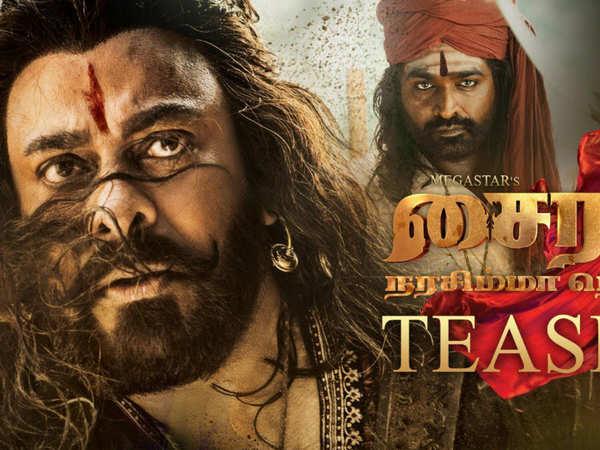 vijay sethupathi starrer sye raa tamil teaser out