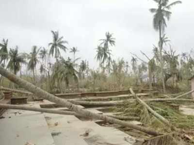 तूफान से मची थी भारी तबाही