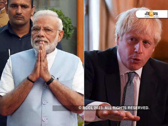 UK PM Boris Johnson talks to Modi, regrets vandalism at Indian High Commission