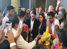 did ys jagan mohan reddy refused to light a lamp before inauguration of a program