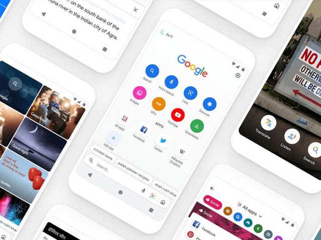 सर्च के लिए Google लाया 'हल्का' Go Search ऐप, सुपरफास्ट है स्पीड