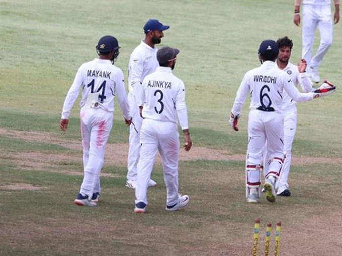 अशी आहे टीम इंडियाची नवी जर्सी