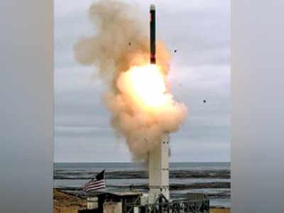 अमेरिका का मिसाइल परीक्षण