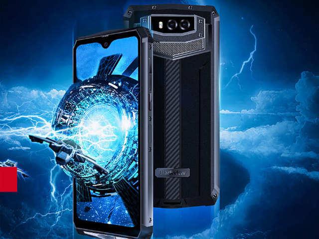 Blackview लाएगा 13,000mAh बैटरी वाला फोन