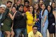 the kapil sharma show: देखें, कपिल शर्मा की पत्नी गिन्न...