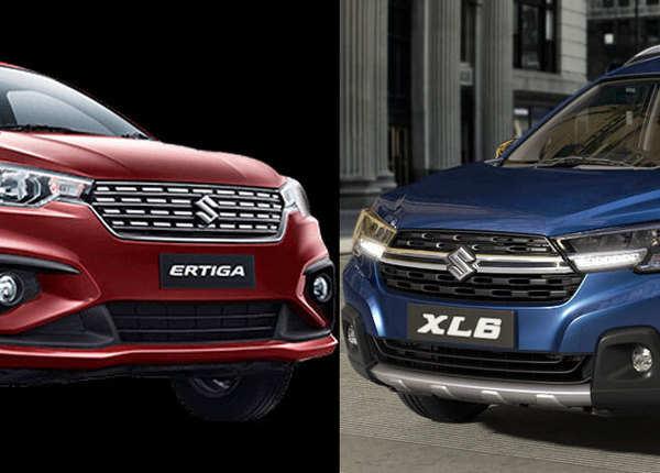 मारुति XL6 vs अर्टिगा, जानें दोनों कारों में क्या है अंतर