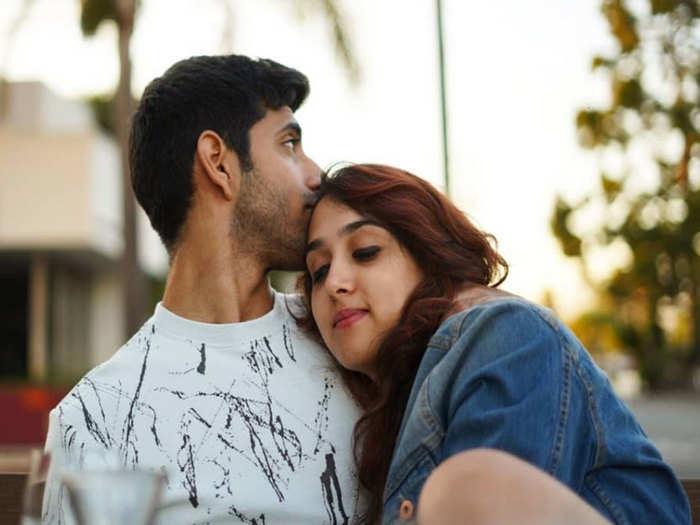 Ira Khan: Aamir Khan की बेटी इरा ने बॉयफ्रेंड संग पोस्ट की तस्वीर, लोगों को  हुई चिंता - people get worried after reading caption of aamir khan daughter  ira khan photo with