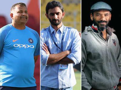 भारत अरुण, विक्रम राठौड़, आर. श्रीधर