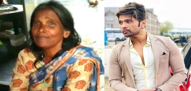 Viral singer Ranu Mondal enters TV show, Himesh Reshammiya promises to launch her