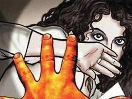 भावाला मारण्याची धमकी देऊन शाळकरी मुलीवर बलात्कार