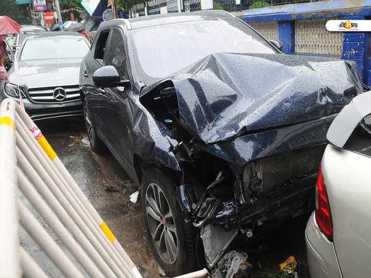 jaguar accident case