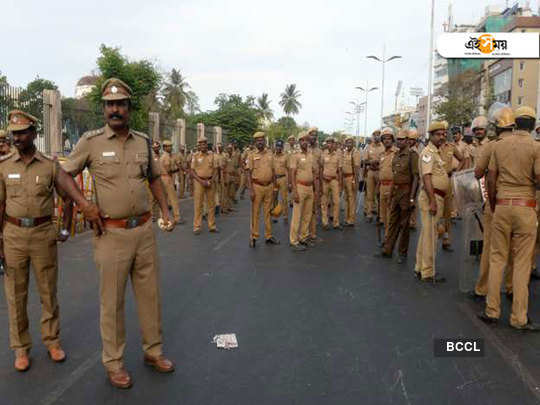 high alert issued in Tamil Nadu after warning on Lashkar terrorists entering state