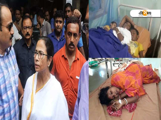 Kachua Incident: 4 Dead After Temple Wall Collapses in North 24 Parganas, Mamata Announces Ex- gratia
