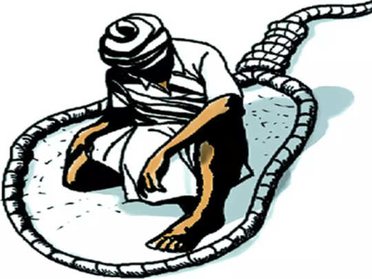 दिव्यांग, भूमिहीन शेतकऱ्याची आत्महत्या