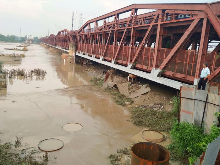 दिल्ली बाढ़