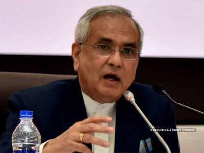 नीति आयोग के वाइस चेयरमैन राजीव कुमार