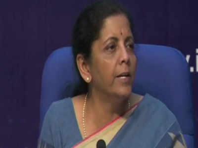 वित्त मंत्री निर्मला सीतारमण ने सुपर रिच पर बढ़ाए गए सरचार्ज को लिया वापस