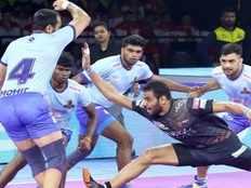pro kabaddi league 2019 u mumba beat tamil thalaivas