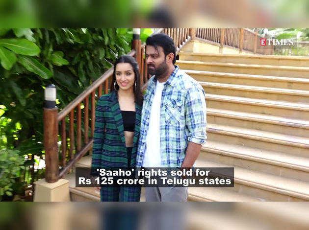 रिलीज से पहले ही 'बाहुबली' को 'साहो' ने छोड़ दिया पीछे!