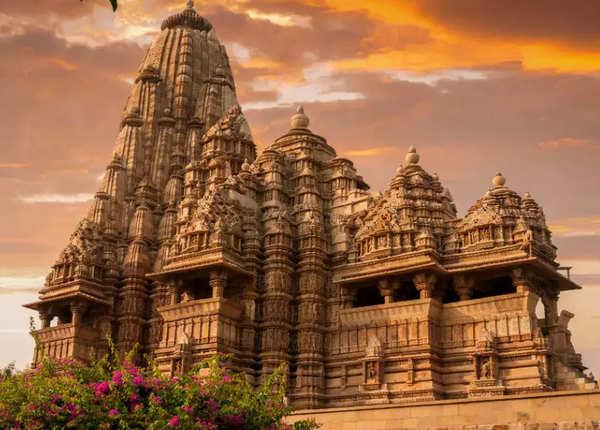 खजुराहो के मंदिर