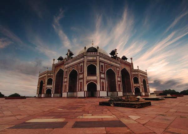हुमायूं का मकबरा, दिल्ली