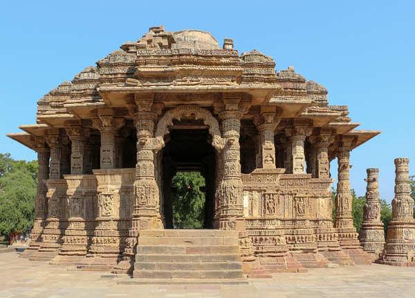 मोढेरा सूर्य मंदिर, गुजरात