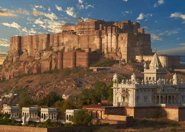 मेहरानगढ़ किला, जोधपुर